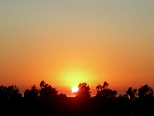 Sunset 10-24-08