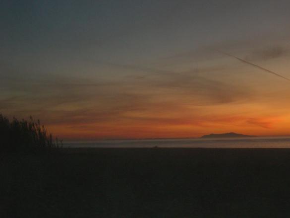 Sunset 1-6-10